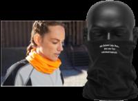 Unsere Spenden Loop-Maske
